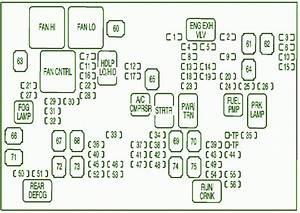 Cadillac  U2013 Page 2  U2013 Circuit Wiring Diagrams