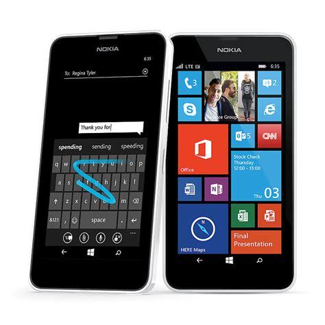 lumia 635 product page