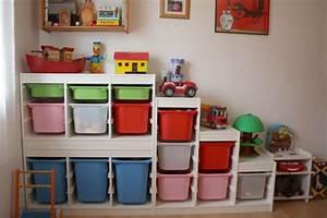 bye bye bazarland rangement jouets enfants trofast With meuble rangement jouet ikea