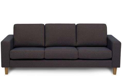Dalton Three Seater Sofa  Designer Sofas  Buy At Kontenta