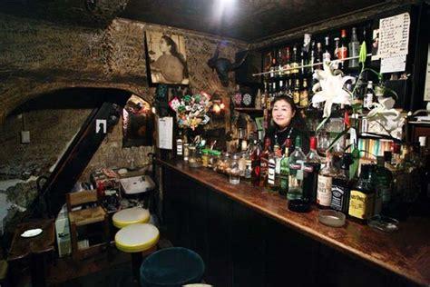 Tiny Bar by Wine Tasting Vineyards In Nana Bar Golden Gai