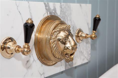Lion Bath/Basin Filler   Chadder & Co.