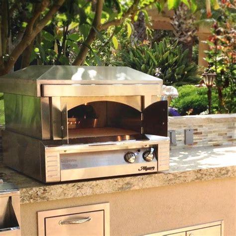 outdoor pizza oven cost deals alfresco alf pza 30 inch natural gas outdoor countertop pizza oven sales prices price
