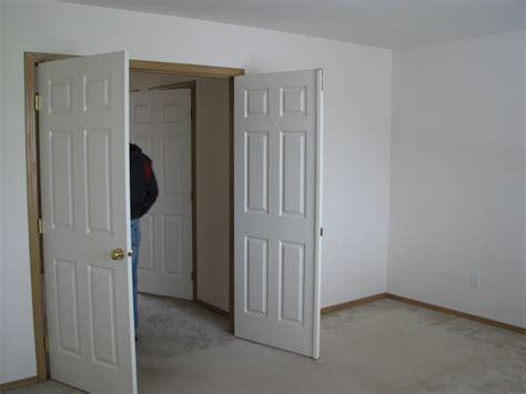 top  double french closet doors  interior