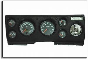 Vdo Electronic Gauge Dash Datsun 510 1600 Conversion