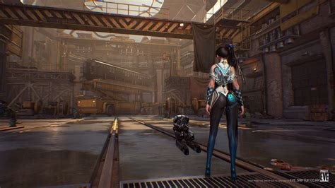 Project Eve Gets New Media - RPGamer