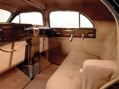 1941 Cadillac Custom Limousine Duchess Retro Luxury