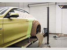 Vorsteiner Wide Body Kit for 2015 BMW M4 Here's How It's