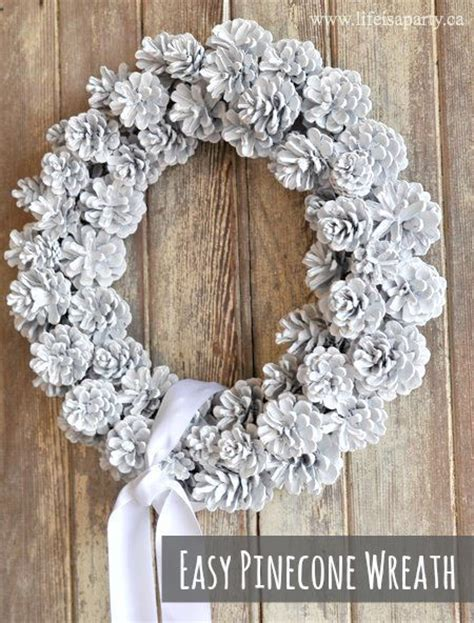 pine cone wreath directions diy pinecone wreath easy diy pinecone wreath great instructions perfect for fall or the