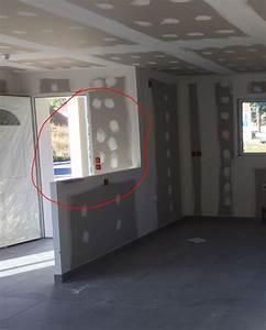 Pose Verriere Sur Placo : pose d 39 une verri re avec encadrement placo r aliser 9 ~ Melissatoandfro.com Idées de Décoration