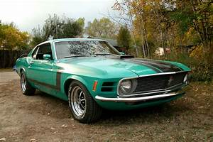 1970 FORD MUSTANG BOSS 302 FASTBACK - 189130