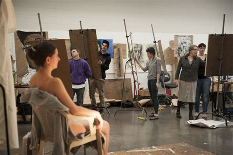 life drawing classes cleveland institute  art college