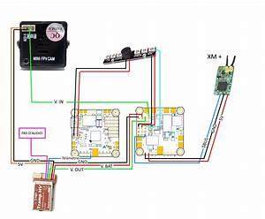 Tramp Hv - Betaflight F3 - Xm   Et T U00e9l U00e9m U00e9trie   - Le Matos Fpv