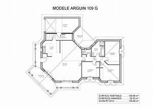 cuisine gorgeous plan maison en u plan de maison en u 4 With plans de maison gratuit