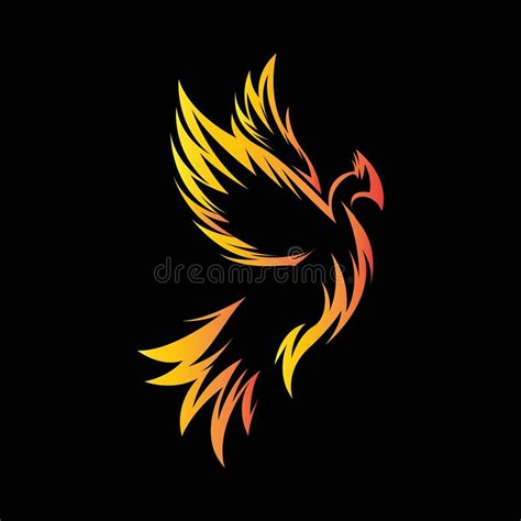 Download your collections in the code format compatible with all browsers, and use. Decorative Phoenix Bird Logo Vector Concept Stock Vector ...