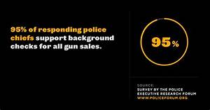 New survey finds strong support among law enforcement ...