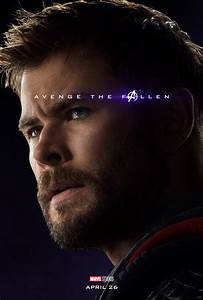 New Avengers: Endgame Posters and Featurette Released ...