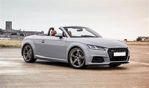 New Audi Revealed Coupe Roadster Limited