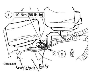 ford taurus horn  alarm  working fuse