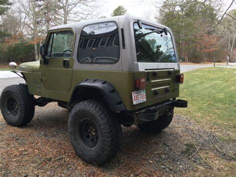 old jeep wrangler 1990 1990 jeep wrangler yj