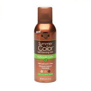 Banana Boat Summer Color Self Tanning Mist by Banana Boat Summer Color Self Tanning Mist Reviews Photo