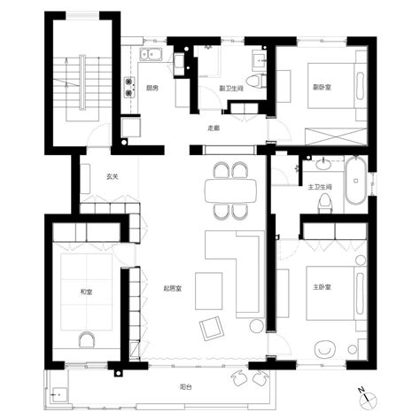 contemporary home design plans shanghai apartment with modern minimalist flair