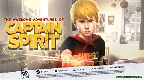 awesome adventures  captain spirit torrent