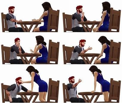 Poses Couple Sims Rinvalee Pose Cc Sssvitlans