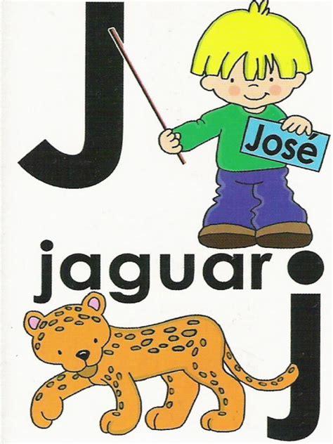 abecedario letra por letra