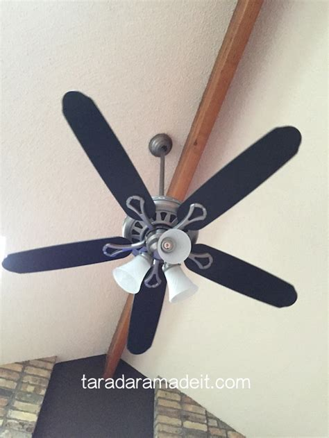 when should i use a white ceiling fan paint your ceiling fan without removing it from the