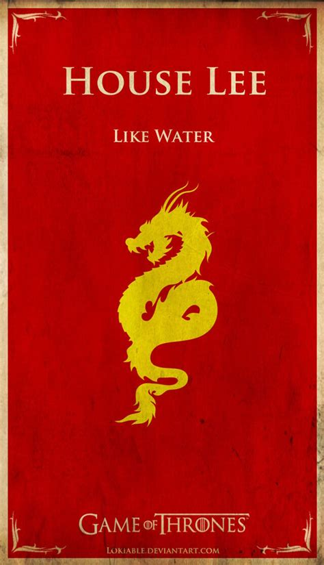 pop culture icons game thrones house sigils