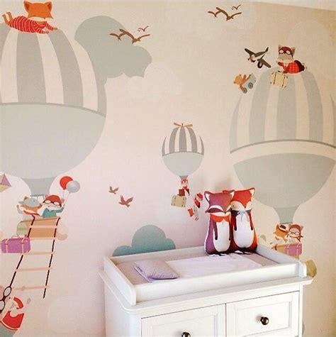 hot air balloon wallpaper   hands kidlet