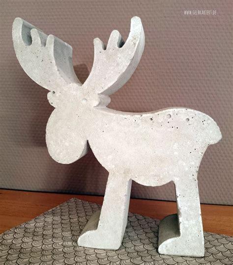 weihnachtsdeko und mein  geburtstag dekorativer beton selbermachen beton und weihnachten