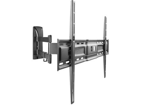 support mural tv rotatif et inclinable pour 233 cran de 50 224 80 meliconi slimstile 600sdr chez