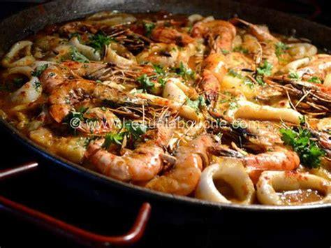 recette cuisine pour le soir recette de la zarzuela portugaise