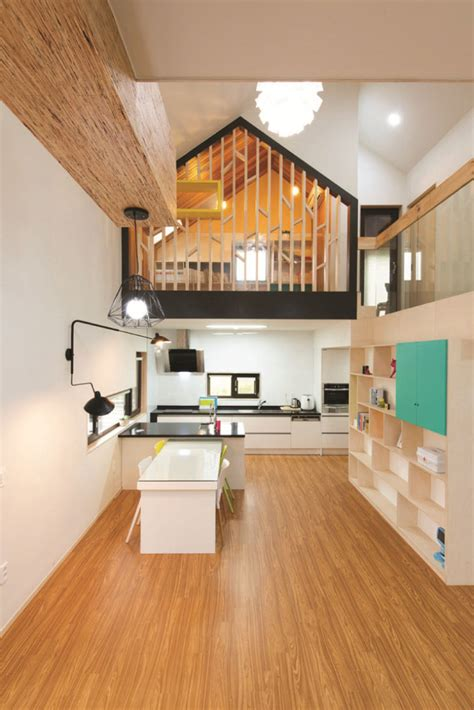 Ee  Modern Ee   T Shaped House In South Korea Idesignarch