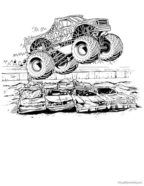 monster trucks coloring pages 46 images of free monster truck coloring pages gianfreda net