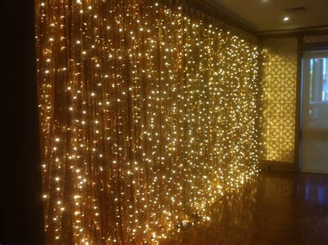 led light curtain feel events melbourne