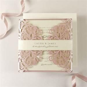 laser cut cartalia With laser cut lace wedding invitations canada