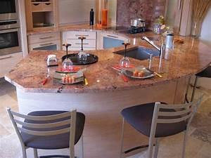 Plan De Travail Cuisine Bricomarché : plans de travail en pierre naturelle marbre et granit pour ~ Melissatoandfro.com Idées de Décoration