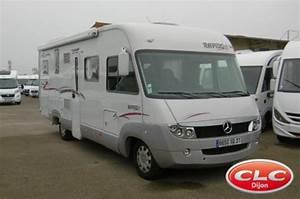 Mercedes Chenove : rapido 996 m occasion de 2008 mercedes camping car en vente chenove cote d or 21 ~ Gottalentnigeria.com Avis de Voitures