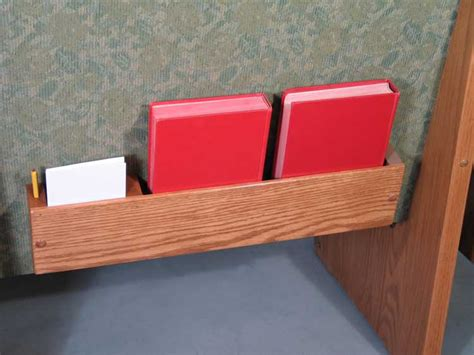 card and pencil holder pews and church furniture of