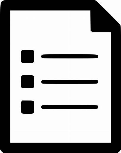 Icon Document Onlinewebfonts Svg