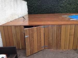 Terrasse Piscine Hors Sol : terrasse avec piscine hors sol perfect dlicieux ~ Dailycaller-alerts.com Idées de Décoration