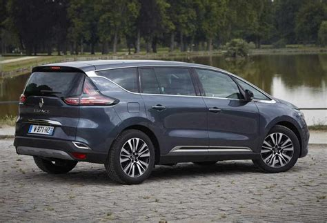 Renault Espace 2020 by Renault Espace 2020 Barely Perceptible Restyled Minivan