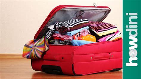 12 Travel Packing Tips Howdini Hacks Youtube