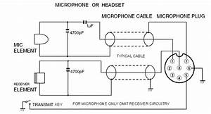 Icom Microphone Wiring Diagram : roll your own mic ~ A.2002-acura-tl-radio.info Haus und Dekorationen