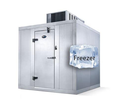 floor l with storage amerikooler walk in storage freezer indoor with floor
