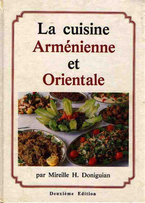 cuisine armenienne acam livres arméniens doniguian mireille h
