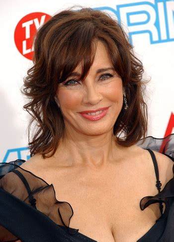hairstyles anne archer medium layered hairstyle